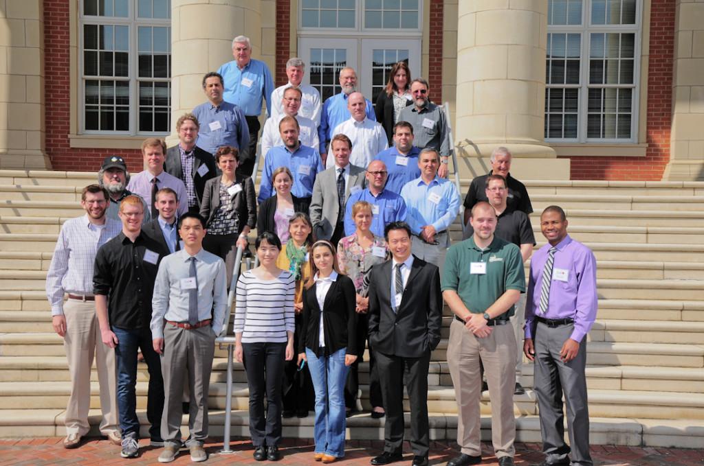 Spring 2014 IAB meeting, Charlotte, NC
