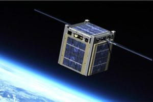 CubeSat Format 3-Mirror Spectrometer Designed with Freeform Surfaces
